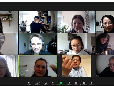 Veranstaltung: Gemeinsam planen, was wir zusammen gestalten können