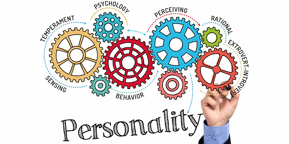 Build An Effective Personality
