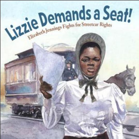 Lizzie Demands a Seat