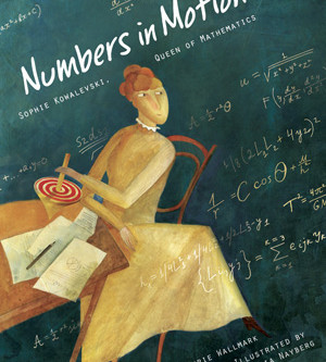 #20Questions with NUMBERS IN MOTION author Laurie Wallmark