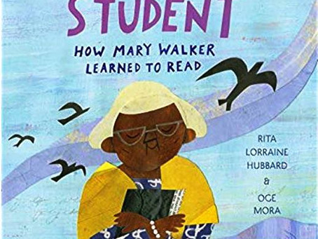 #20Questions with THE OLDEST STUDENT author Rita Lorraine Hubbard