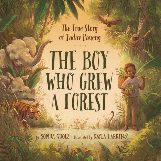 The Boy Who Grew a Forest