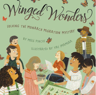 #20Questions with WINGED WONDERS author Meeg Pincus