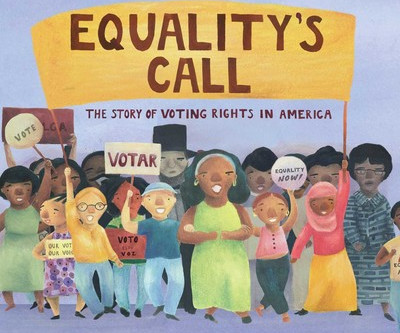 #20Questions with EQUALITY'S CALL author Deborah Diesen