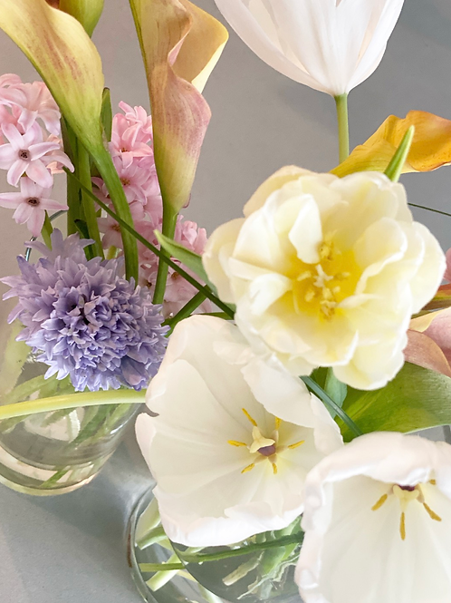 Designer's Choice with seasonal flowers