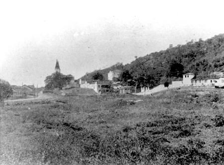 Entrada da cidade de São Gonçalo