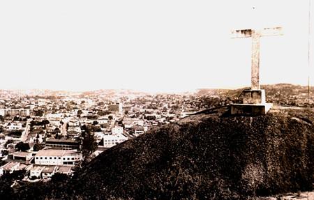 Cruzeiro no centro de São Gonçalo