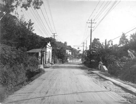 Estrada Real (atual Feliciano Sodré)