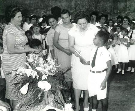 Festa do livro na Escola Maria Antunes