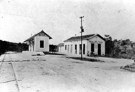 Estação Raul Veiga