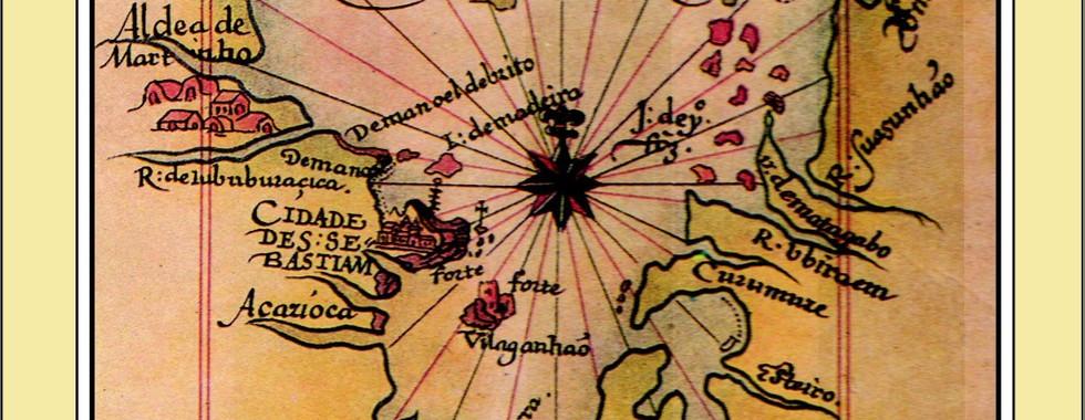 MAPA 5 - CARTA DO RIO DE JANEIRO