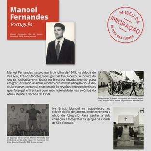 14 Manoel Fernandes