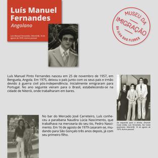 13 Luis Manuel Fernandes