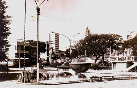 Praça Estephania de Carvalho