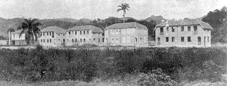 Vila Proletária, em Neves