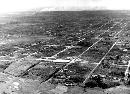 Jardim Catarina (foto aérea)