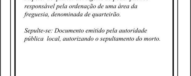 GLOSSÁRIO ÓBITOS (CONTINUAÇÃO)