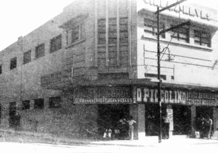 Cinema de Neves