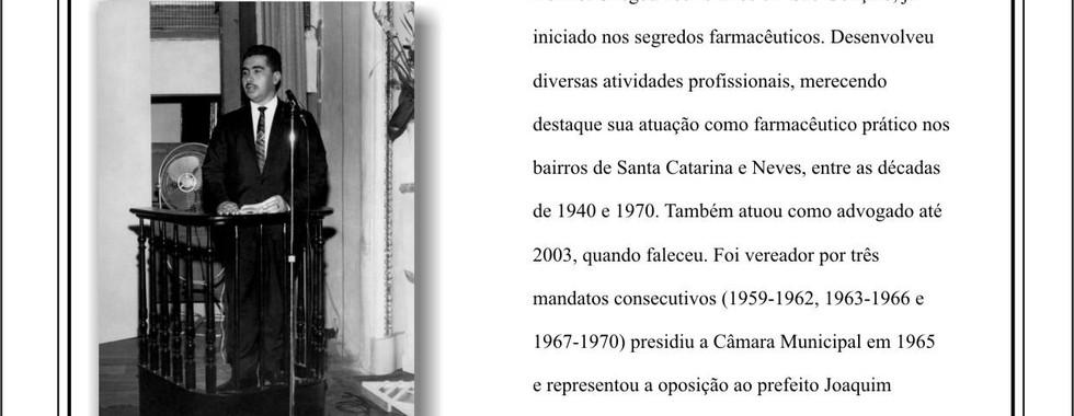 Depoimento 2: Norival Corrêa da Silva ficha 01