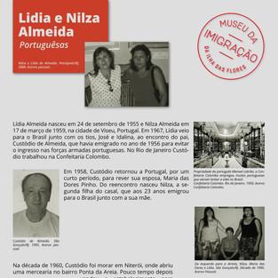 12 Lídia e Nilza Almeida