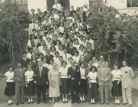 Formandos do Colégio São Gonçalo