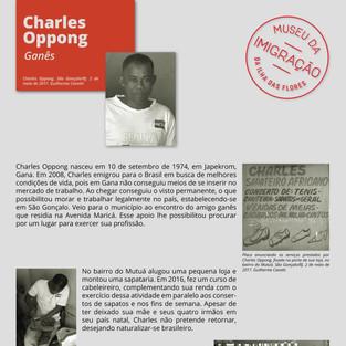 16 Charles Oppong