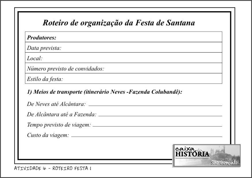 ROTEIRO FESTA 1