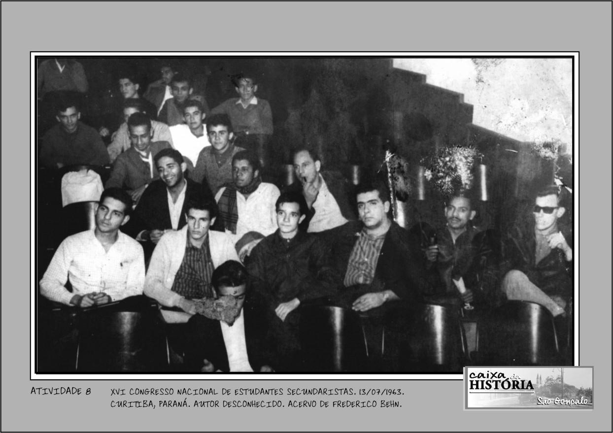 XVI Congresso Nacional de Estudantes Secundaristas
