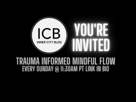 Free Trauma Informed Mindful Flow