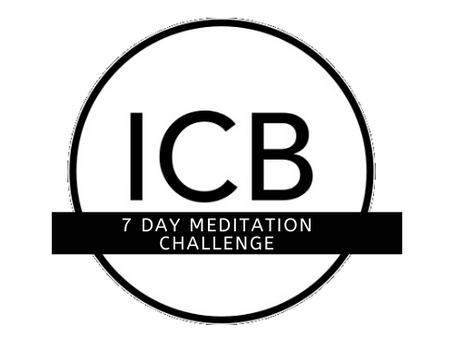 Free 7-Day Meditation Challenge Challenge