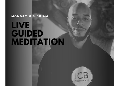 """Find Your Bliss"" Guided Meditation"