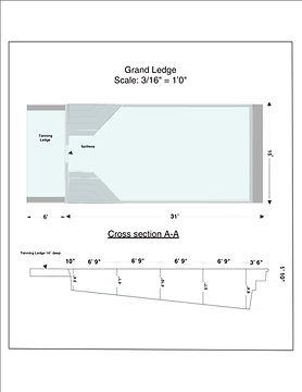 Leading Edge Grand Ledge Dig Print