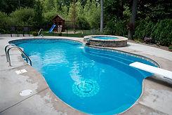 Grand Traverse Fiberglass Pool