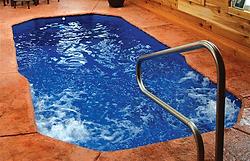 Rejuvenator Swim Spa