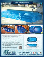 Leading Edge Fiberglass Pool Rejuventaor