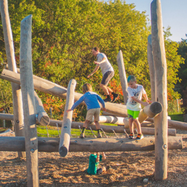 Play at Symons Valley Park.