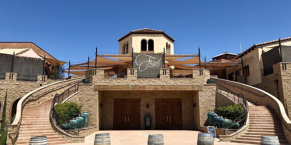 Harvest Moon Duo at Fazeli Cellars Winery