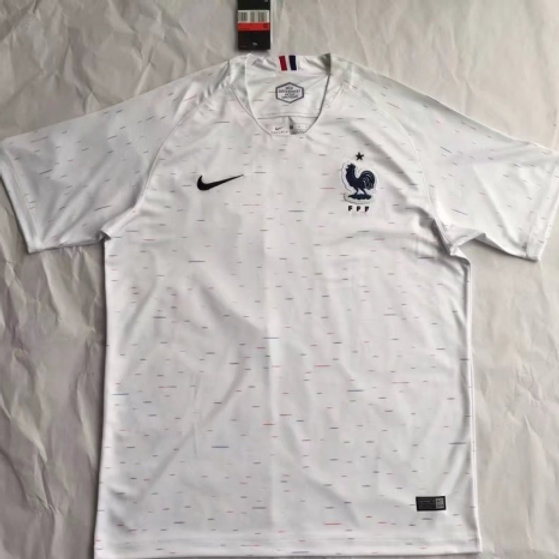 best cheap 964e2 dc1bb France FIFA World Cup 2018 Away Jersey Men, | sportsmallmk