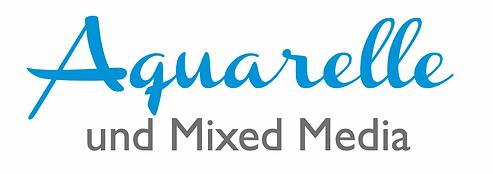 Bernhard Vogel - Aquarelle und Mixed Media Ausstellung