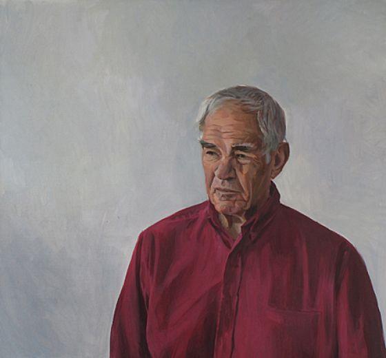 Bildnis_Eberhard_Kulenkampff,_2008,_Acry