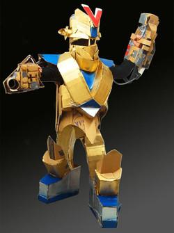 Super Defense Force Guardian Robot V