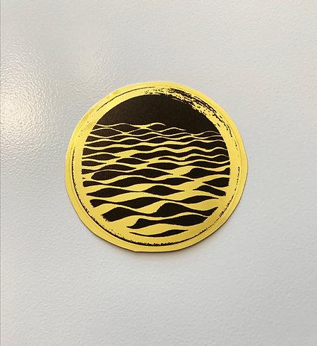 An Inward Sea - Sticker