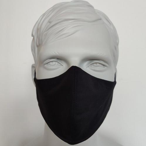 Bamboo Mask mit Nasenbügel - 3er Pack