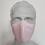 Thumbnail: Bamboo Mask mit Nasenbügel - 3er Pack