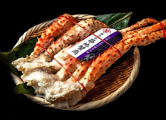 【魚匠米門※オプション】南タラバガニ ボイル1肩(解凍後500g~600g)