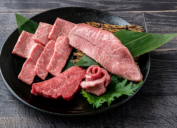 【南大門】焼肉贅沢三昧2~3人前