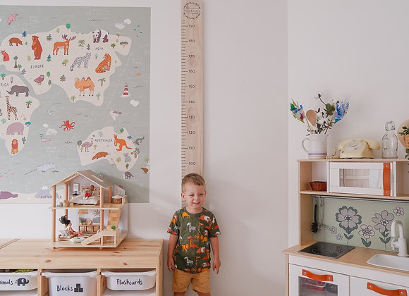 Monogrammed Growth Charts