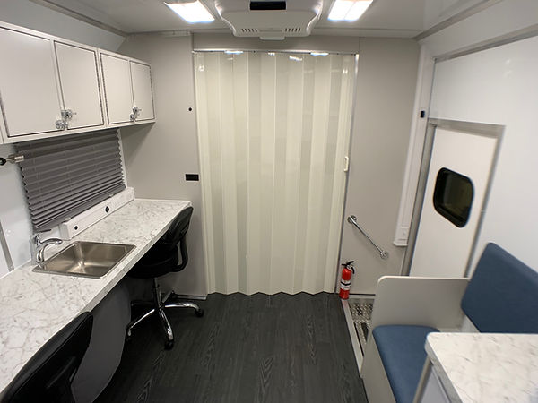 Fully Equipped Mobile Clinic