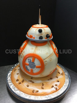 custom boys birthday cakes
