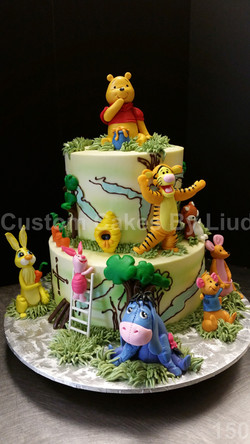 custom cakes atlanta ga